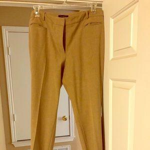 Talbots 16W Women's Heritage dress pants